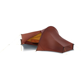 Nordisk Telemark 1 Light Weight Tent SI Burnt Red